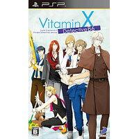 VitaminX Detective B6(ビタミンX ディテクティブ B6)/PSP/ULJS00471/B 12才以上対象