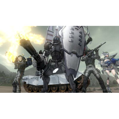 地球防衛軍4/PS3/BLJS10209/D 17才以上対象