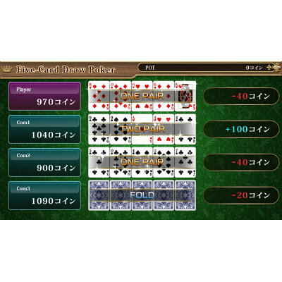 THE バラエティゲーム大集合 ~金魚すくい・カード・数字パズル・二角取り~/Switch/HACPATCAA/B 12才以上対象