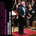 タッドウィンドコンサート28 アルフレッドリード/交響曲第4番 TAD WIND CONCERT Vol.28 Fourth Symphony吹奏楽 CD WST-25034
