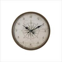 Paseo/アンティーククロックM/14-14BR インテリア雑貨 インテリア 時計