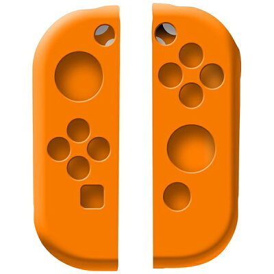 Game Accessory Nintendo Switch / Joy-con Silicone Cover for オレンジ