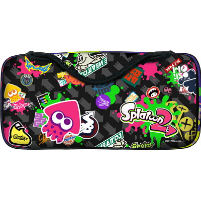 Game Accessory Nintendo Switch / QUICK POUCH COLLECTION for Switch: スプラトゥーン2 Type-B