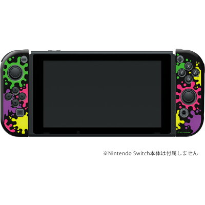Joy-Con SILICONE COVER COLLECTION for Nintendo Switch splatoon2 Type-A キーズファクトリー
