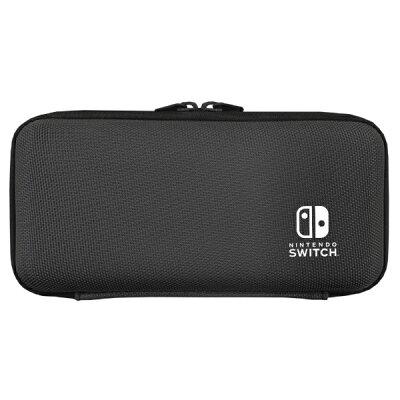 キーズファクトリー KeysFactory SLIM HARD CASE for Nintendo Switch Lite チャコールグレー