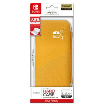 キーズファクトリー KeysFactory HARD CASE for Nintendo Switch Lite ライトオレンジ