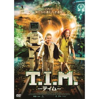 T.I.M.-ティム-/DVD/TWAD-1363