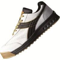 TASCO/タスコ  安全作業靴 白 黒 TA963CW-25.5