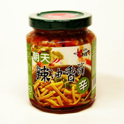 老騾子 朝天 辣油香筍 260g