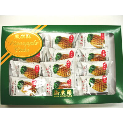 友盛貿易 新東陽 パイナップルケーキ 300g