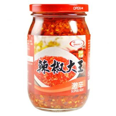 友盛貿易 辣椒大王 430g
