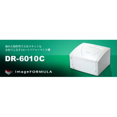 Canon スキャナー DR-6010C
