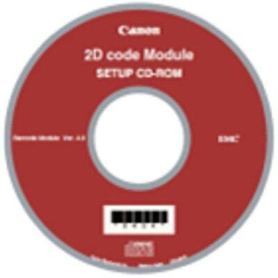 CANON 2D CODE MODULE