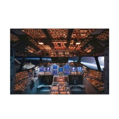 ポスタースペースシャトルのコックピット (Columbia Space Shuttle Cockpit) 2078