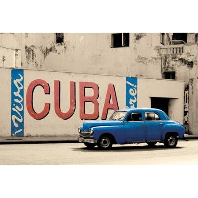 Viva Cuba ポスター 生活雑貨家電 インテリア ポスター 風景