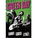 Green Day Uno Dos Tre ポスター :PW-56193S