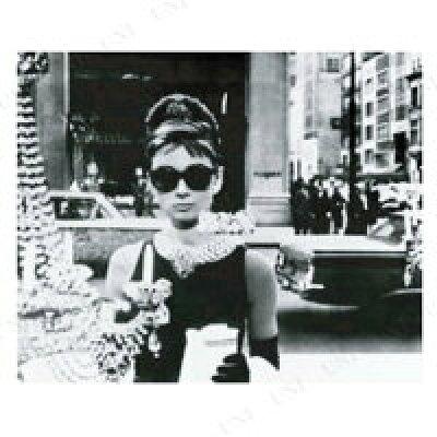Audrey Hepburn ミニポスター インテリア用映