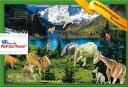 3dパズルthe animal kingdom  類