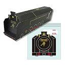 電車シリーズ ジッパーバッグ d51 498号機 蒸気機関車 デゴイチ  り