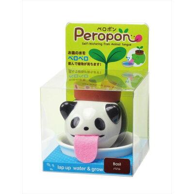 Peropon(ペロポン) パンダ バジル