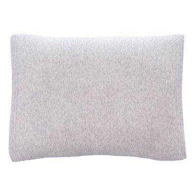 ボタニカルオーガニックコットン枕カバー ラベンダー(1枚入)