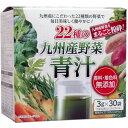 22種の九州産野菜青汁 粉末タイプ 3g×30袋