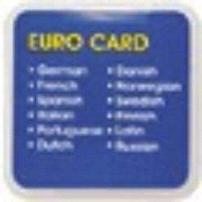 GT-V4/GT-V5用オプション ユーロ言語カード GLC-EU12