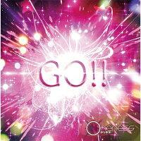 GO!!(A TYPE)/CDシングル(12cm)/DRRD-044A