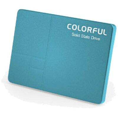 colorful sl500 640gb ファームウェア