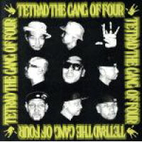 NIPPS presents TETRGBA THE GANG OF FOUR DVD付 TETRGBA THE GANG OF FOUR