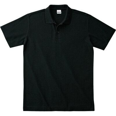 トムス TOMS カジュアルポロシャツ ブラック19300503