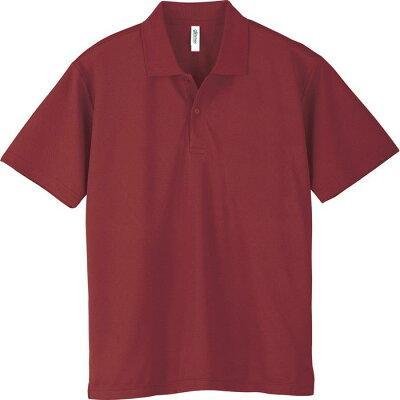 00302-ADP ADPドライポロシャツ 3L