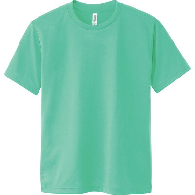トムス TOMS4.4オンス ACT ドライTシャツ 00300CB ミントグリーン L