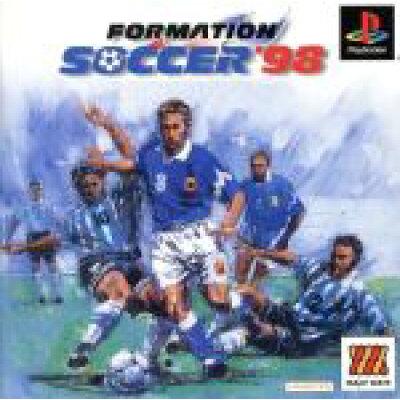 PS フォーメーションサッカー98 ベスト PlayStation
