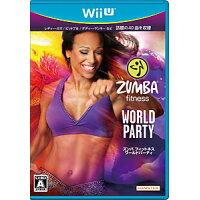 ズンバ フィットネス ワールドパーティ/Wii U/WUPPAZBJ/A 全年齢対象