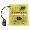 電子工作キット 二進法カウンター C6359