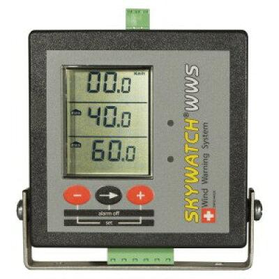 アラーム付風速計 SKYWATCH WWS-KIT 1