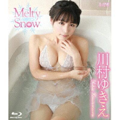 川村ゆきえ Melty Snow Blu-ray/Blu-ray Disc/LCBD-00565
