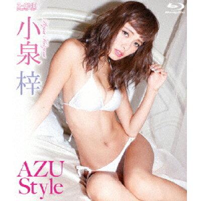 アイドルワン 小泉梓 AZU Style/Blu-ray Disc/LCBD-00663