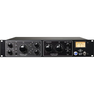 UNIVERSAL AUDIO LA-610 Mk2  RECORDING EFFECTOR    UNIVERSAL AUDIO RECORDING TOOLS