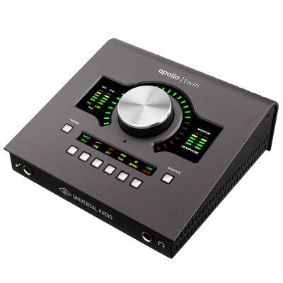 Universal Audio APOLLO TWIN MK2 SOLO オーディオインターフェイス