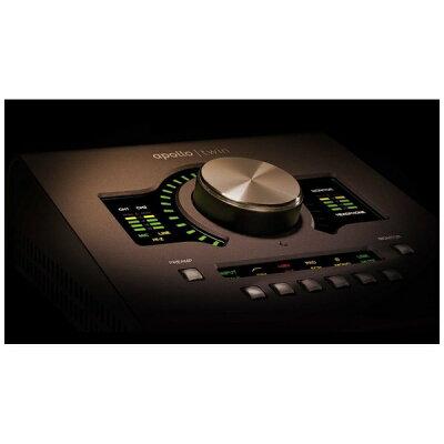 Universal Audio APOLLO TWIN MK2 QUAD オーディオインターフェイス