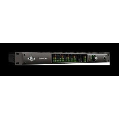 Universal Audio Apollo X16 / Custom 3 Upgrade