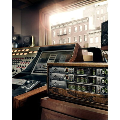 Universal Audio Apollo X16 / Custom 10 Upgrade