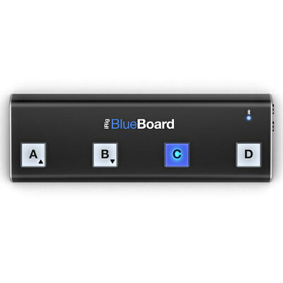 IK MULTIMEDIA iRig BlueBoard(Bluetooth MIDI pedalboard)