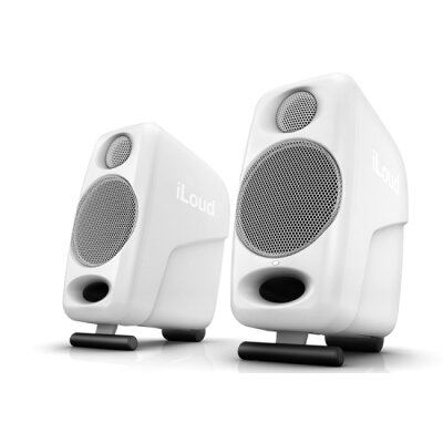 IK MULTIMEDIA PRODUCTION iLoud Micro Monitor White Special Edition