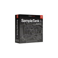 IKMULTIMEDIA SampleTank 4 MAX 初回限定版