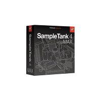 IKMULTIMEDIA SampleTank 4 MAX クロスグレード初回限定版