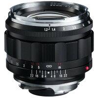 VOIGTLAENDER 交換レンズ  NOKTON50F1.2ASPHERICAL/VM