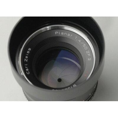 COSINA/コシナ Planar T* 1.4/50 ZF.2 ブラック